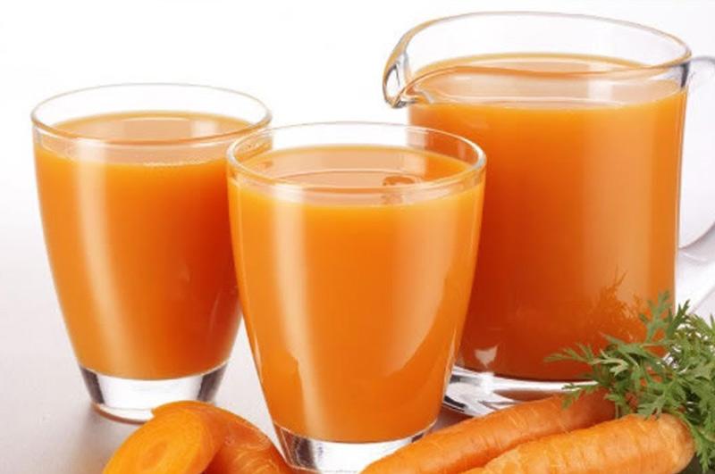gulerods-juice